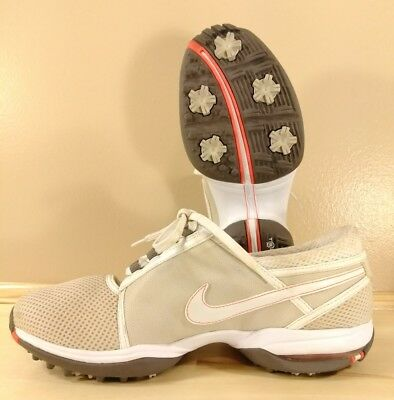NIKE AIR Women's US 9.5 UK 7 EUR 41 Golf Cleated Sneaker Shoes