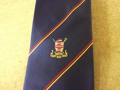 York Golf Club Tie.