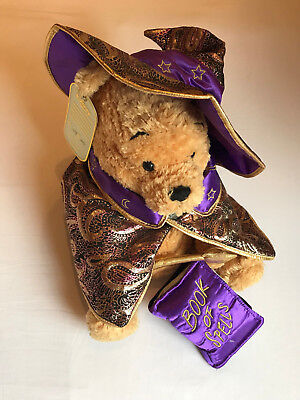 NEW Disney Store Winnie The Pooh 2007 Wizard Special Limited Edition 1239/2010