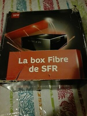 decodeur   TNT HD TV La BOX fibre sfr sans disque dur