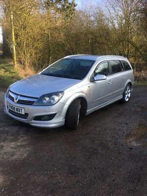 vauxhall Astra 1.9 sri cdti x-pack estate
