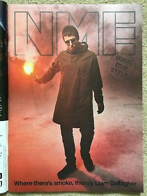 NME Magazine - 6 October 2017 - Liam Gallagher