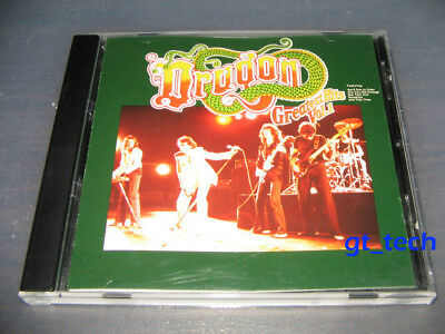 Dragon - Greatest Hits Vol. 1 CD