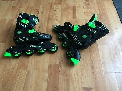 kids adjustable skates 13-3 brand new without box