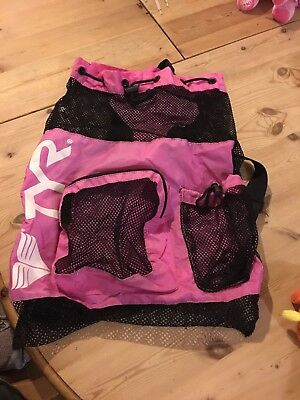 TYR Mesh Poolside Bag
