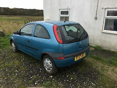 Vauxhall Corsa 1.0 12v Ideal first car