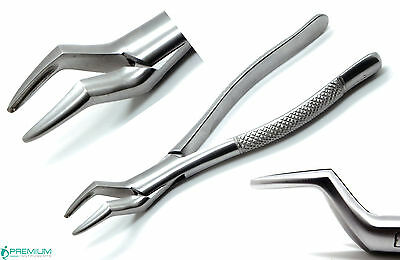 Dental Forceps 65 Upper Bone Teeth Root Extraction Surgical Premium Instruments