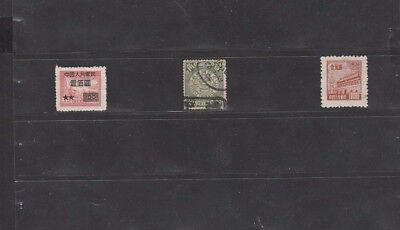 #28 China Chinese Imperial Post Dragon Mint Hinged Stamps Green Ten Cents RARE