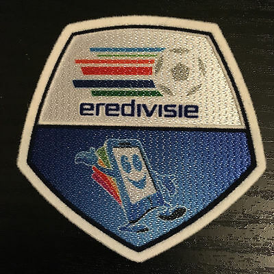 Eredivisie Football Shirt Soccer Patch Badge Dutch League Holland Soccer Ajax