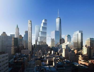 ONE WORLD TRADE CENTER GLOSSY POSTER PICTURE PHOTO BANNER new york wtc usa 3142