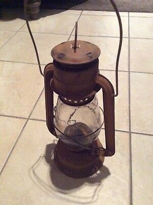Paraffin Oil Lamp Lantern Hurricane Storm Lamp Chalwyn Far East