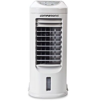 Evaporative Portable Fan Cooler Rechargeable 12V Caravan Camping Camp Air New