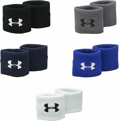 "Under Armour Men's 3"" Performance Wristbands, 4 Colors"