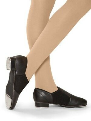 Revolution Stretch Tap Shoes in Black