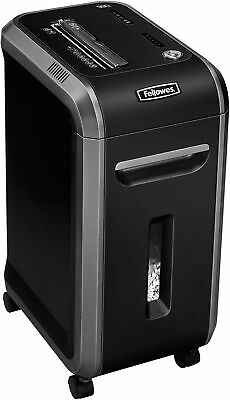 Fellowes 99Ci 100% Jam Proof Heavy Duty Paper and amp; Credit CARD SHREDDER,