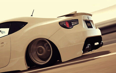 """TOYOTA SCION FRS LOWRIDER A4 POSTER GLOSS PRINT LAMINATED 11.7""""x7.3"""""""