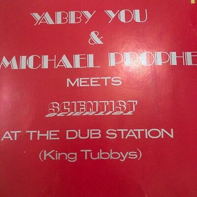 yabby you & michael prophet meets scientist at the dub station king tubbys