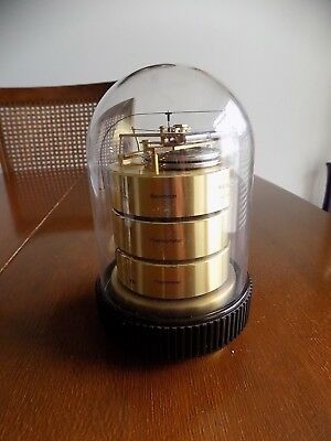 Rare Vintage Mid Century Watrous Domed Weather Station made in Germany 1960s