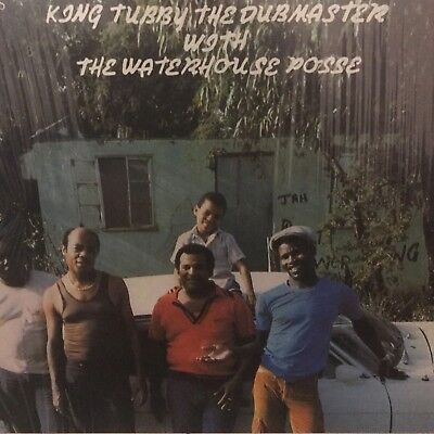 king tubby the dubmaster with the waterhouse posse