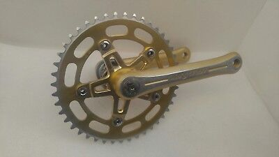Sugino Maxi Cross 170Mm Cranks Old School Bmx Racing Jmc Dg Torker Redline