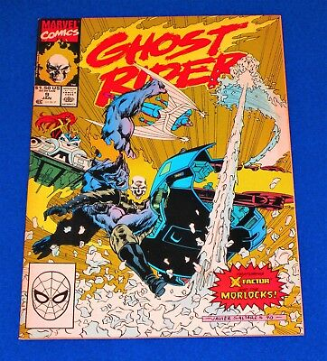 GHOST RIDER Issue #9 [Marvel 1990] VF+ or Better!