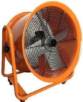 "Pittsburgh PittsPvf500 20""/500mm Adjustable And Moveable Ventilation Blower"
