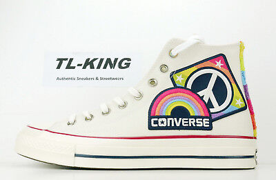 501423ed0dd4 Converse Chuck Taylor All Star AS 70 Hi Pride Parade Rainbow 158420C  110 IH