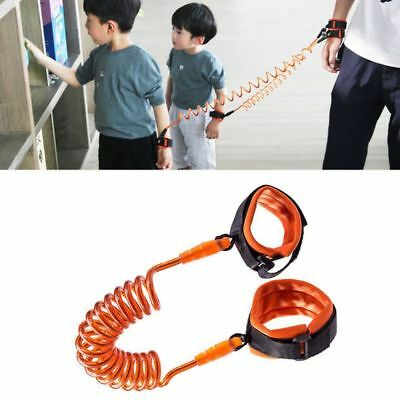 Anti Lost Wrist Safety Harness Leash Link Traction Rope For Toddler Baby Kids