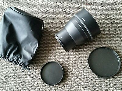 Sony Tele conversion lens VCL -DEH17R Made in Japan x1.7