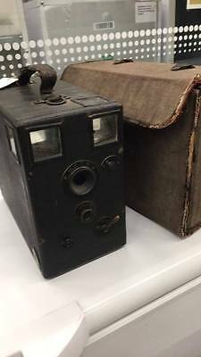 Retro Vintage Camera Box and carry case