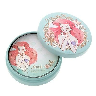 Tin of Little Mermaid Ariel memo pad  US SELLER