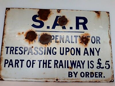 """SAR """"5 Pounds Penalty"""" Pre Decimal Currency sign"""