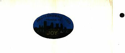 Nice Joy Coal Mining Stickers # 283