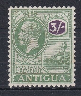 Antigua Gv 1922 Wmk Script 3/ M,mint Sg 79 Cat £50
