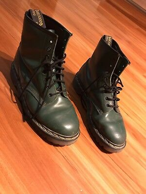 Vintage early 90's Doc Martens boots 7.5   MADE IN ENGLAND