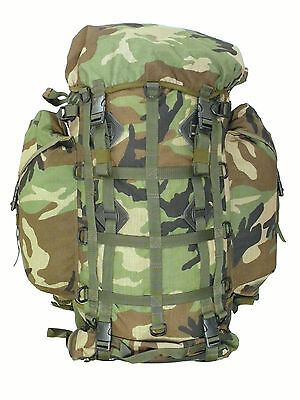 Russian Military 6Sh106 Special Raid/Operations Rucksack Pack Woodland Spetsnaz
