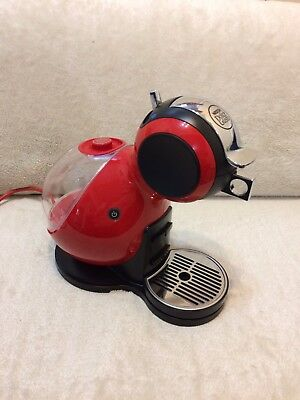 Nescafe Krups Dolce Gusto Melody Coffee Machine - Red