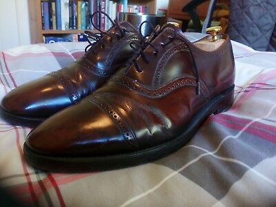 Loake Oxfords size 9.5