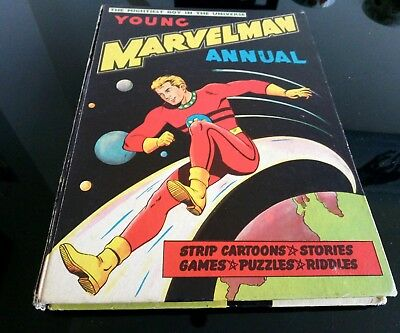 Young marvelman annual