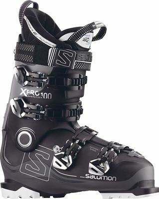 Salomon X Pro 100 2018 Ski Boots Black/Anthracite/Grey
