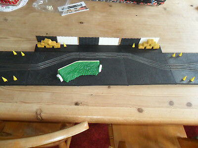 Scalextric Goodwood Chicane Boxed
