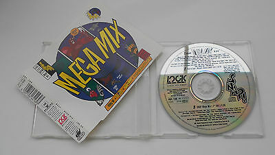 Single CD Snap - Mega Mix Cult of Snap The Power Ooops Up ... 17