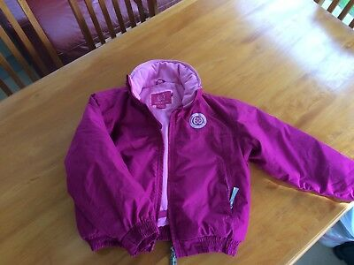 Olympus Equestrian Padded Jacket Age 11/12 Years