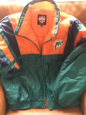 Men's Miami Dolphins Jacket XL