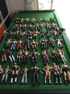 48 Wwe Wrestling Figures