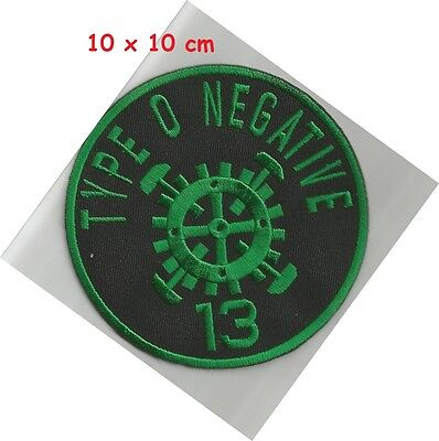 Type O Negative - 13 patch - FREESHIPPING