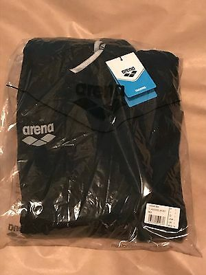 BRAND NEW! ARENA Swimwear - Team-line - Premium Training hoodie - Large - Black