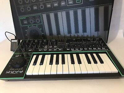 Roland System 1 Plug Out Synthesizer Excellent Condition