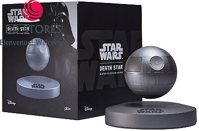 Plox Haut-parleur Bluetooth Star Wars Death Star BT flottant Étoile de la...
