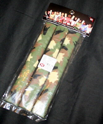 1, 2 or 4 SS TON Camouflage Cricket Bat Grips - Hybrid Style + FREE POSTAGE